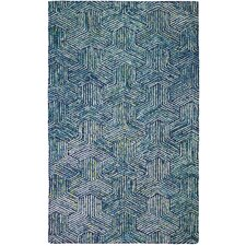 Twilight Mineral Blue Area Rug