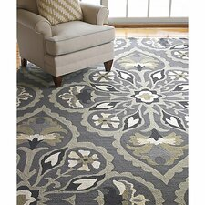 Pierre Pewter Area Rug