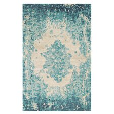 Looking Glass Hand-Tufted Lake Indoor Area Rug