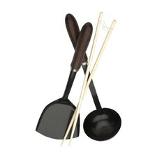 Original Wok Barbecue Tool Set