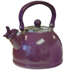 Calypso Basic 2.5 Qt. Whistling Tea Kettle