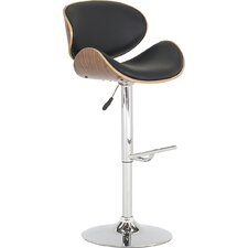 Rocco Swivel Adjustable Bar Stool