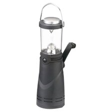 4 LED Wind Up Hanging Lantern