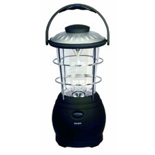 12 LED Wind Up Camping Hanging Lantern