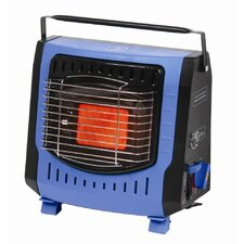 1,200 Watt Portable Natural Gas Camping Heater