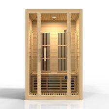 Seattle Edition 2 Person Carbon FAR Infrared Sauna