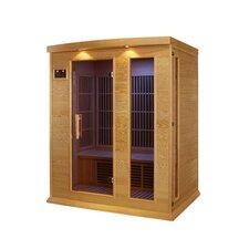 3 Person Carbon FAR Infrared Sauna