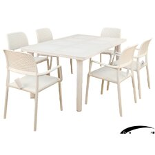 Libeccio 6 Seater Dining Set