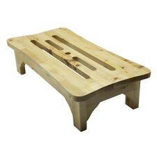 1-Step Wood Step Stool