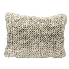 Ombre Loop Lumbar Pillow