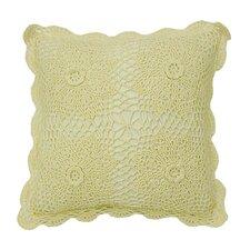 Chloe 100% Cotton Throw Pillow