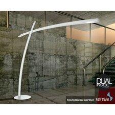 "Katana Dual Inside 98.5"" Task Floor Lamp"