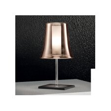 "Cloche12.5""H Table Lamp with Bell Shade"