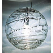 Sibilla 1 Light Globe Pendant