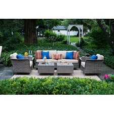 Addison Deep Seating Group with Cushions