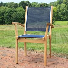 Bayhead Stacking Dining Arm Chair (Set of 4)