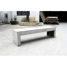 Hoboken Concrete Bench