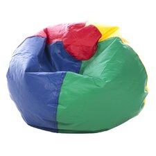 Classic Multicolor Bean Bag Chair