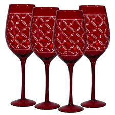 12 oz. Red Wine Glass (Set of 4)