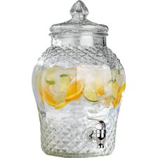 Cellini Diamond Cut Beverage Dispenser