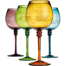 Napoli Red Wine Glass (Set of 4)