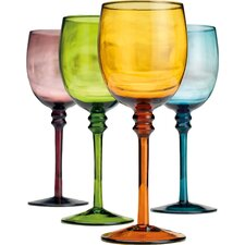 Napoli 12 Oz. White Wine Glass (Set of 4)