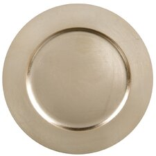 Round Melamine Charger Plate (Set of 12)