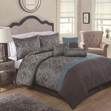 Rosalie 7 Piece Comforter Set