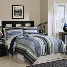 Water Mill Reversible Quilt