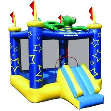 Draco the Magic Dragon Bounce House