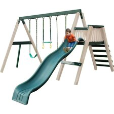 Congo Swing and Monkey 3 Position Swing Set