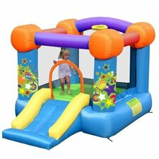 Party Bouncer with Slide Bounce House