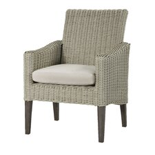 Requisite Dining Arm Chair with Cushion