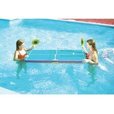 5 Piece Floating Swimming Pool Ping Pong Game Set