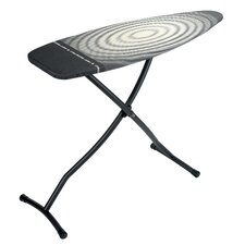 Ironing Table with Heat Resistant Iron Parking Zone Size D