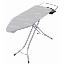 Ironing Board with Aquabowl and Foldable Steam Unit Holder Size C