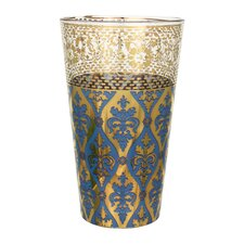 Patina Vie Sapphire Envy 16 Oz. Tall Glass (Set of 8)