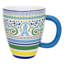 Algarve 17 Oz. Mug (Set of 4)
