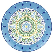 "Algarve 11"" Dinner Plate (Set of 4)"
