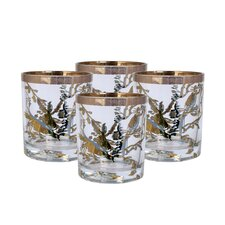 Patina Vie Chantuse 15 oz. Rocks Glass (Set of 8)