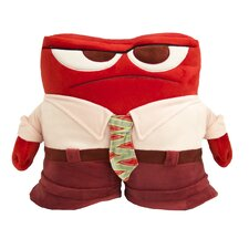 Inside Out Anger Toddler Buddy Pillow