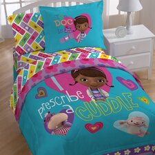 Doc Mcstuffins Twin Comforter