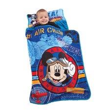 Mickey's Flight Academy Toddler Nap Mat