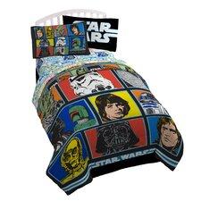 Star Wars Classic Grid 2 Comforter