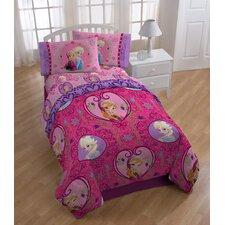 Frozen Friendship Midweight Down Alternative Comforter