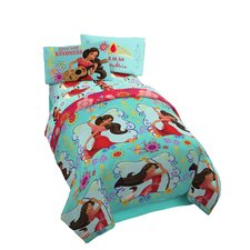 Elena of Avalor Magic of Avalor 5 Piece Twin Bed in a Bag Set