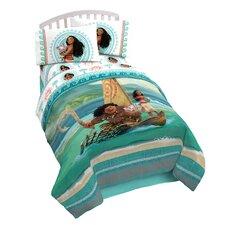 "Moana ""The Wave"" Twin Comforter"