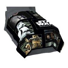 Disney Star Wars Rouge 1 Imperial Blanket