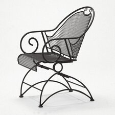 Cantebury Coil Spring Dining Arm Chair