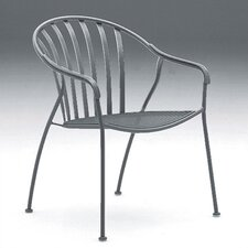 Valencia Stackable Barrel Dining Arm Chair